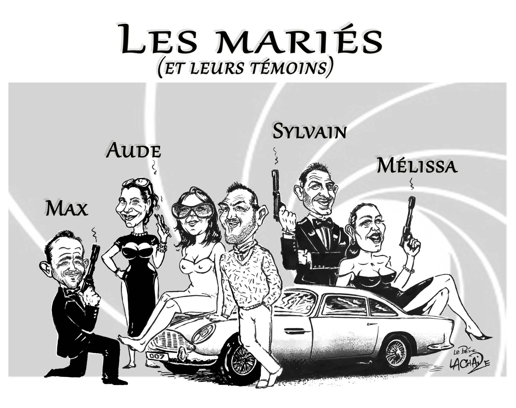 Caricaturiste le p re lachaize carricatures d 39 apr s photo - Dessin 4x4 humoristique ...